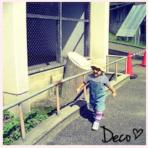 【デコ/2歳】動物園にての記事に添付されている画像