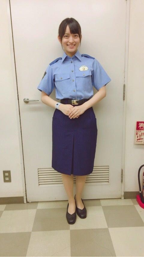 警官の清井咲希