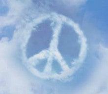Peace Mark Cloud