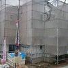 ガイアタウン下六万寺 モデルハウス建築中の画像
