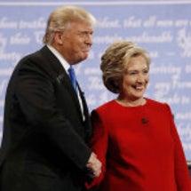 アメリカ大統領選 討…