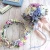 花冠、ブーケなどオーダーメイド受注再開しました☆の画像