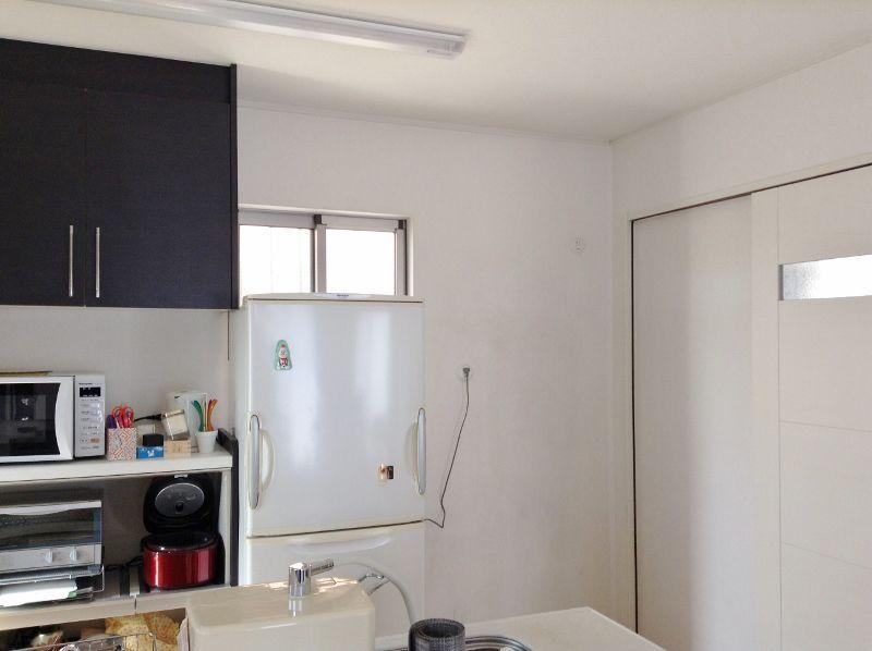風水鑑定の結果、冷蔵庫位置がベストポジション
