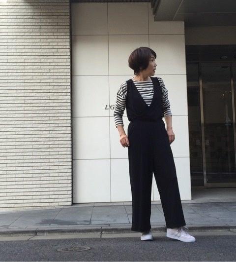 50代☆秋の日帰り温泉旅行ファッション