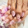 pink nail♪