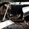 ▼唸声米国映像/ホーボーケン駅舎に列車が突っ込み、1名死亡100名以上が負傷の画像