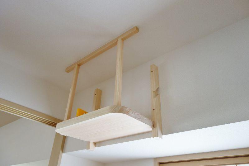 神棚板と雲板をセット