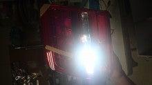 アウディA8 バックランプ