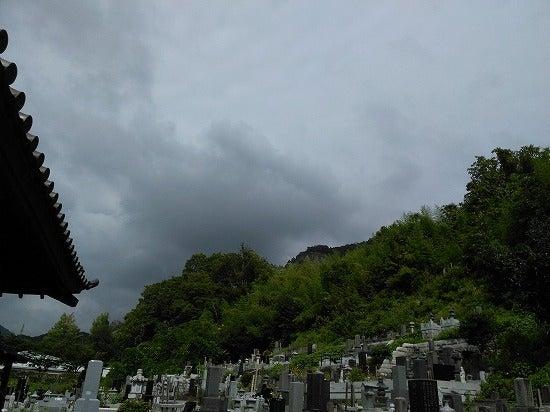 9月の墓参1