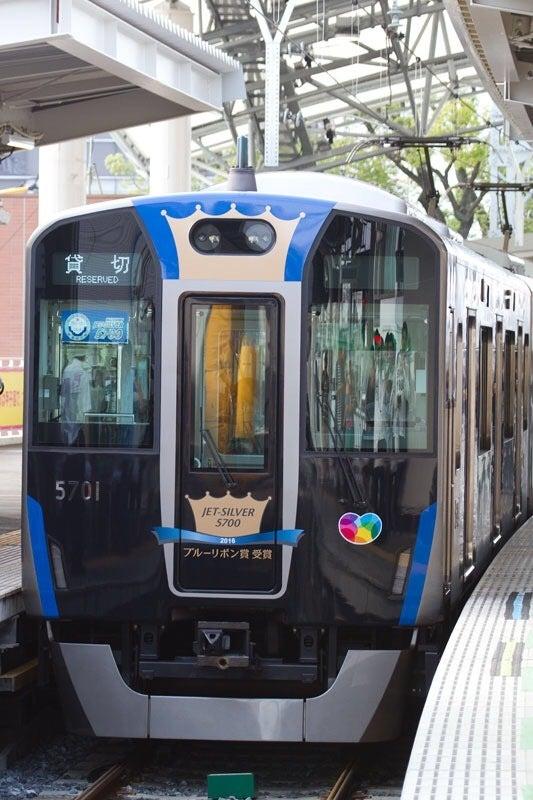 阪神電車5700系ブルーリボン賞受...