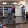今日はスタジオでダンス練習の日でした。の画像