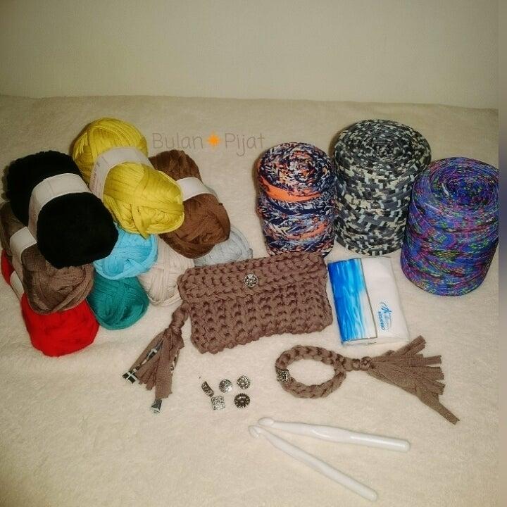 手編みバッグレッスン ズパゲッティ編み物教室 柏 千葉 癒し系お得なイベント スケの記事より