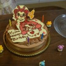 ここたまケーキ