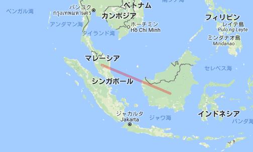 東南アジアマレーシア(隣国へのアクセス) | マレーシアで働く ...