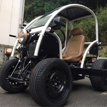 小型電気自動車