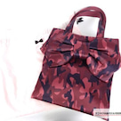 【出品速報】MUGET ミュゲのリボントートバッグを出品しました。の記事より