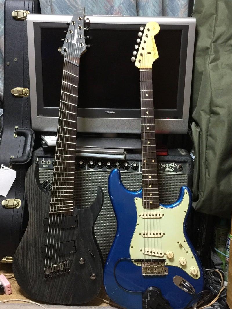 8弦ギターです♪ | ギター野郎カ...