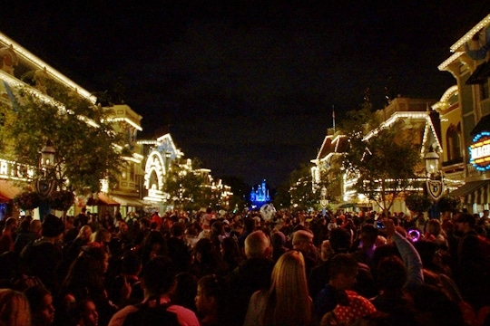 Disneyland Forever その1