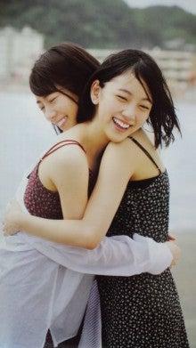 北野日奈子さんの肩