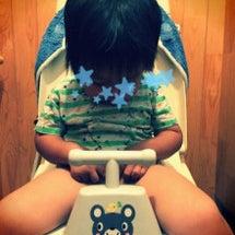 2歳11ヶ月、オムツ…