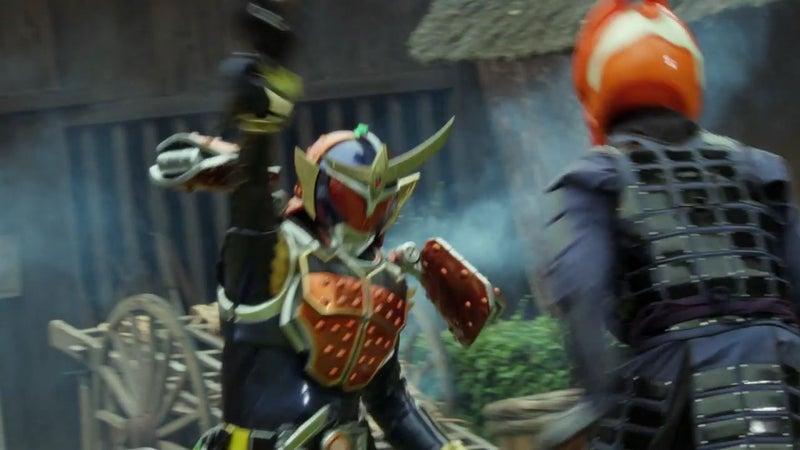 「平成ジェネレーションズ Dr.パックマン対 鎧武」の画像検索結果