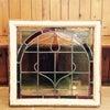 アンティーク ステンドグラスの画像