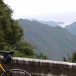 延々と続く栃山サイク…
