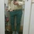 秋のファッションの余…