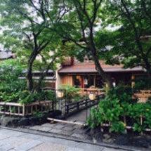 京都で開花する、帰国…