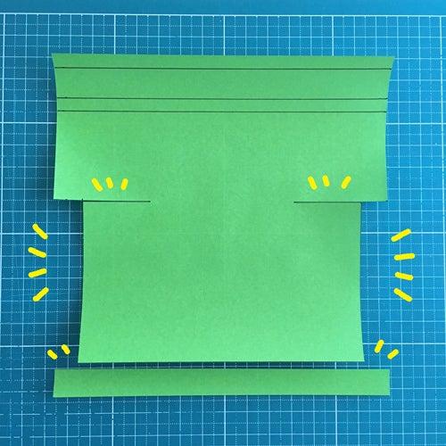 26miryon流☆折り紙でチマチョゴリを折る方法