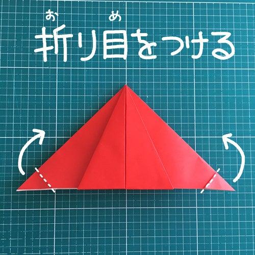 16miryon流☆折り紙でチマチョゴリを折る方法