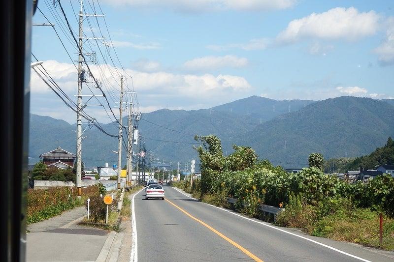かっきーのブログ~都道府県バスの旅京都府バスの旅その6(前編)~亀岡への道~府境を越えて #バスの旅 #kntr