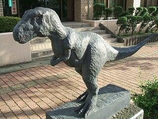 福井県勝山市を有名にするのだ。-ティラノサウルス