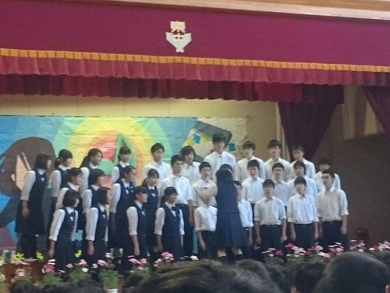 愛川東中学校合唱コンクール | ...