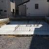 京都市北区 新築注文住宅 基礎工事が進んでいますの画像