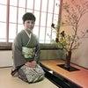 右近塾赤坂料亭「浅田屋」での昼食Lunchの画像