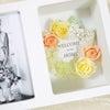 今月のマンスリーアレンジ~Photo&Welcomeboard~の画像