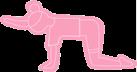 ピラティス02濃ピンク