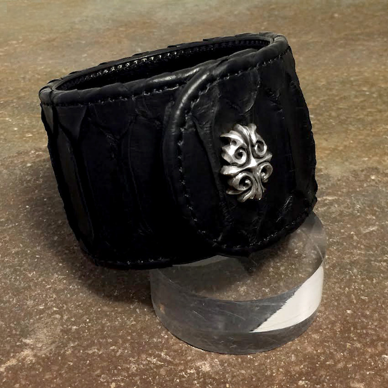 Snake Pit Leather Works スネークピットレザーワークス シルバーギークス