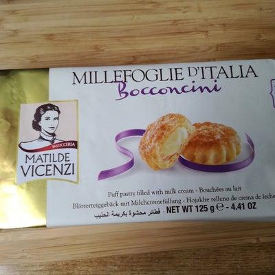 イタリア版「パイの実」 MILLEFOGLIE D'ITALIA Bocconの記事に添付されている画像