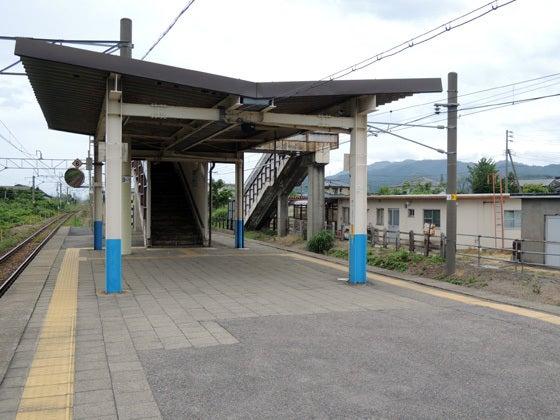 まったり駅探訪】羽越本線・加治駅に行ってきました。 | 歩王(あるきん ...