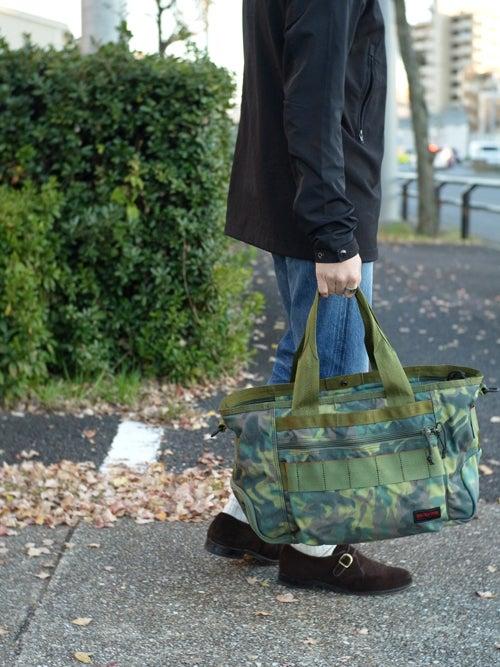 【ヤフオク1円開始】BRIEFING/ブリーフィングのバッグ、APC、ブッテロのブーツ他出品中の記事より