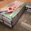 浴室 土間打ちはセルフビルド・換気システム工事完了の画像