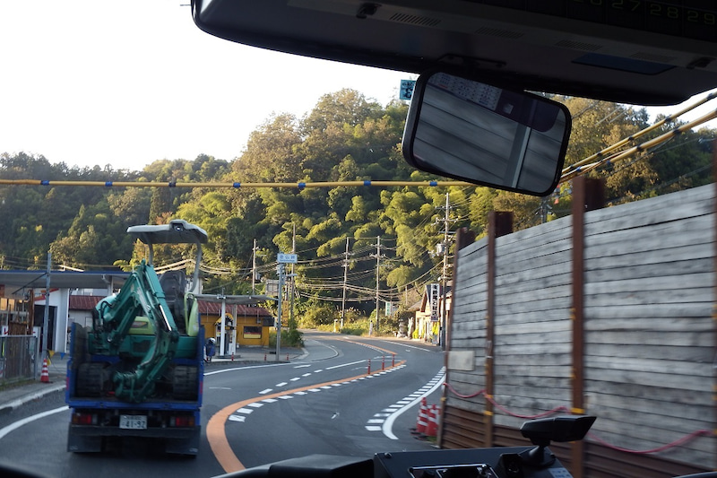 京都府バスの旅その7(後編)~舞鶴~市街地一週そして大江へ #バスの ...