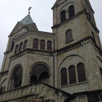 「漣ぽっ」を真似っこ…松が峰教会の記事に添付されている画像