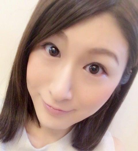 広末涼子さんものまねメイク。