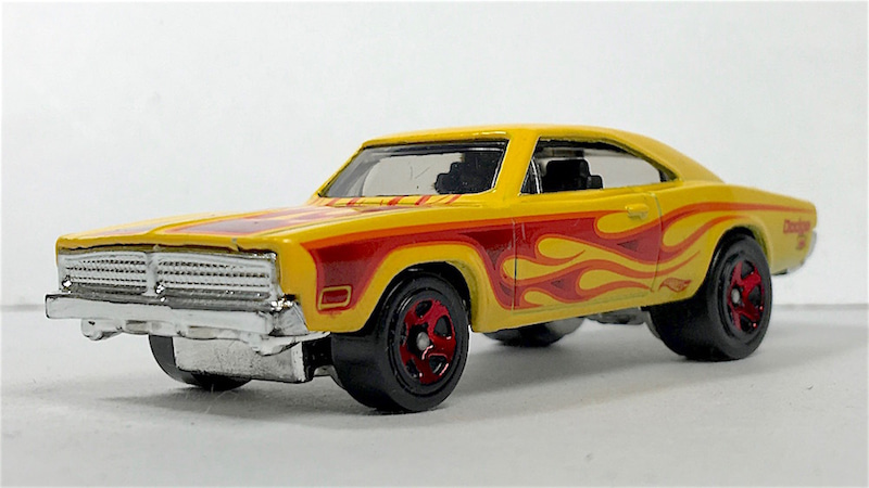 Hotwheels69DodgeCharger左前