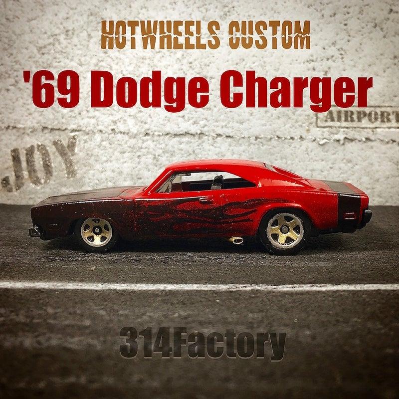 Hotwheelscustom69DodgeCharger