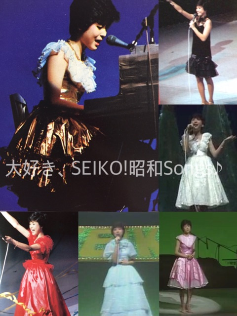 f6e3b1b5bc9 聖子衣装シリーズ ~ツアーコンサートの衣装たち~ | 大好き、SEIKO ...