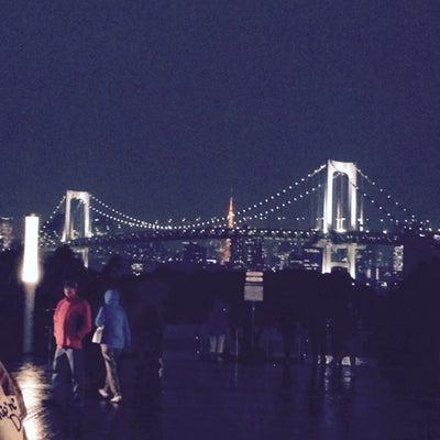 6.お台場の夜景@ななちんの記事に添付されている画像